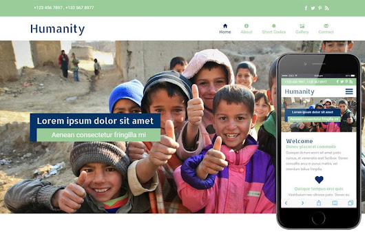 Humanity a Charity Category Flat Bootstrap Responsive Web Template by w3layouts