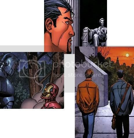 Contradições de Tony Stark