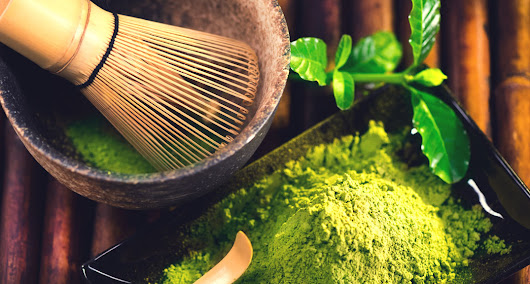 What the Heck is Matcha? - Jane Dummer RD