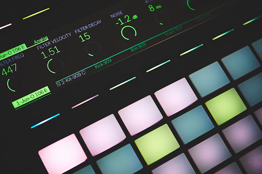 Is Electronic Music Production Becoming Too Much Like A Paint By Numbers Kit? - Magnetic Magazine