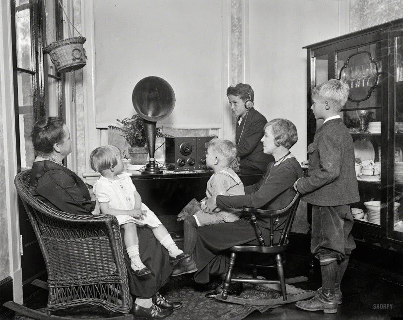 Home Entertainment: 1925