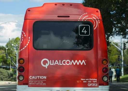 Qualcomm is buying NXP