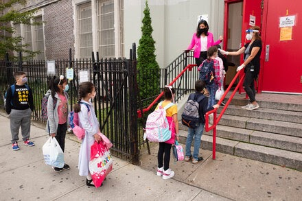 TREND ESSENCE:Surprising Results in Initial Virus Testing in N.Y.C. Schools