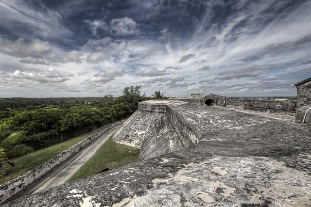 Fort Charlotte Nassau