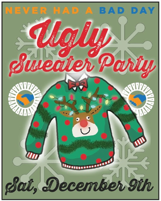 Fifth Annual Ugly Sweater Party