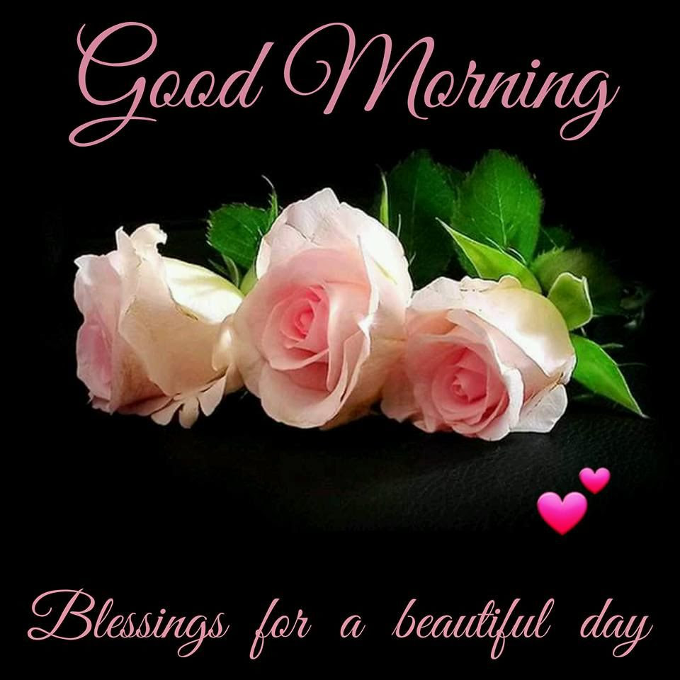 Good Morning Blessings For A Beautiful Day Pictures Photos And