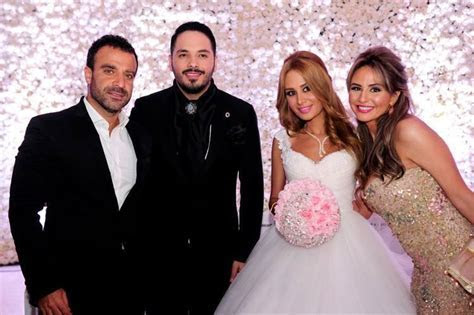 Ramy Ayach's Wedding   Arabia Weddings
