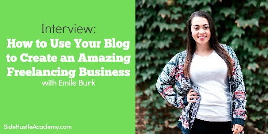 Interview: How to Create an Amazing Freelancing Business with Your Blog