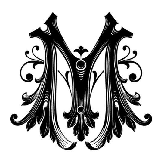 هل تعلم صور حرف M صور حرف M مزخرفة خلفيات جديدة 2017 Letter