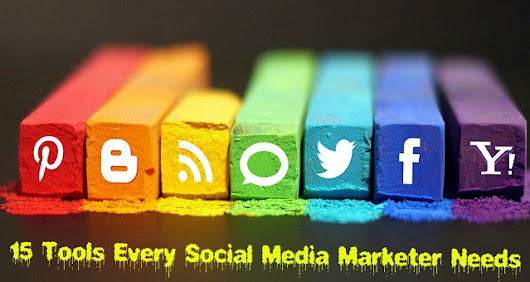 15 Tools Every Social Media Manager Should Use - MeetRV