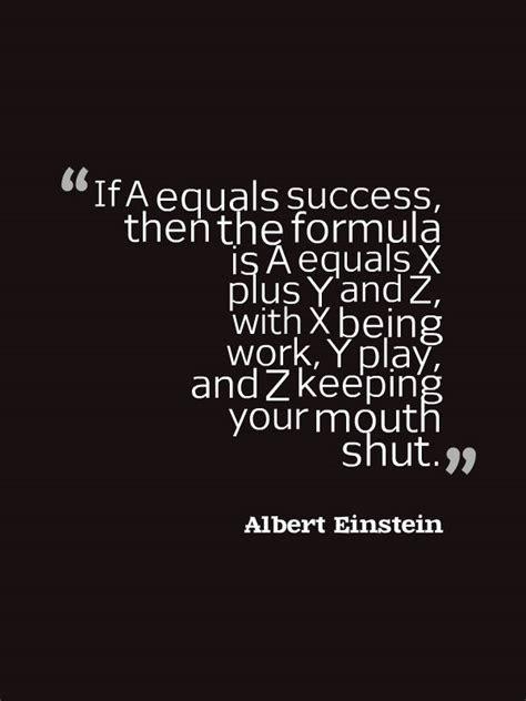 Albert Einstein Quotes Keep Your Mouth Shut