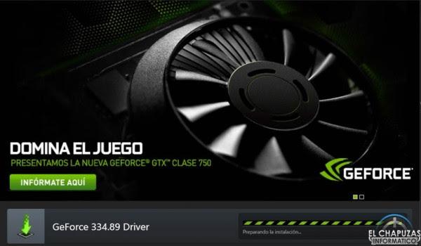 Nvidia GeForce 334.89 WHQL