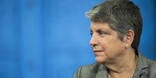 Janet Napolitano Voices Support For Executive Action On Immigration