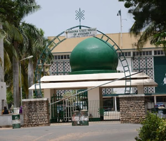 THE DISHONOURABLE MEMBERS OF THE KADUNA STATE HOUSE OF ASSEMBLY | Echoes of Hope
