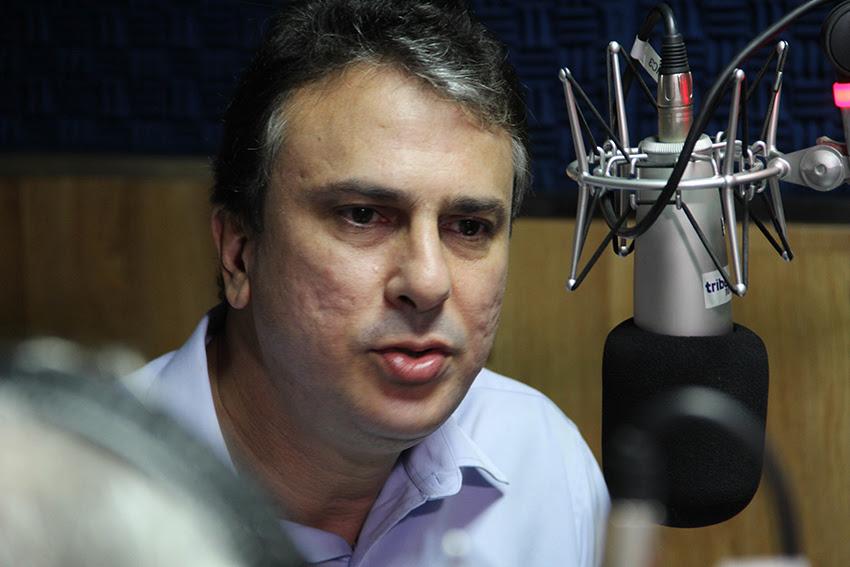 Resultado de imagem para Fotos do governador Camilo Santana