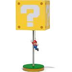 "14"" Nintendo Super Mario Block Table Lamp"
