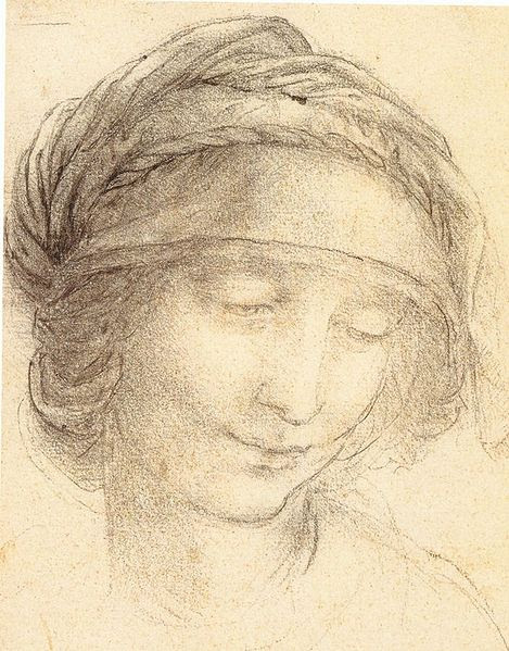 Fitxer:Head of Saint Anne.jpg