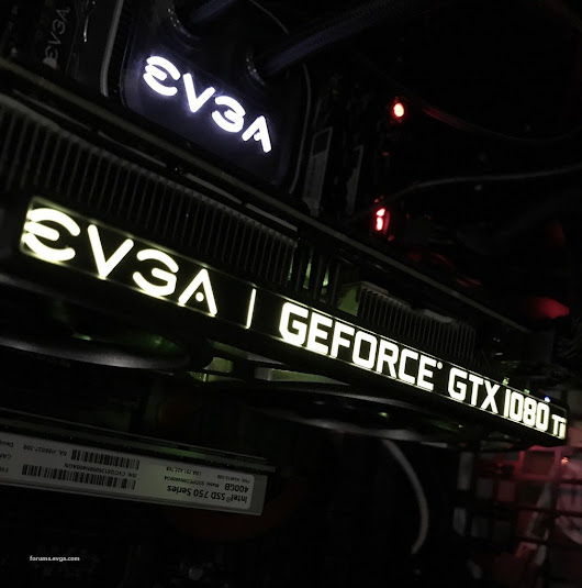 Official Post Your EVGA GeForce GTX 1080 Ti SC/SC2/FTW3! - EVGA Forums