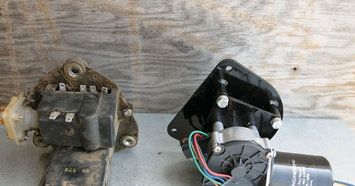 70 Chevy Wiper Motor Wiring