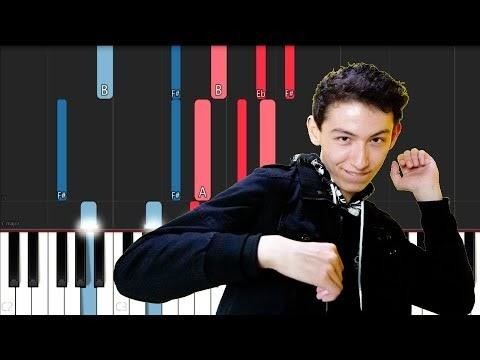 Sub Urban Cradles Virtual Piano Today Windy Saidah