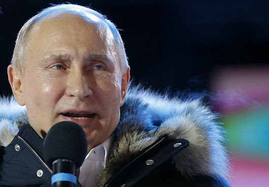 Putin calls UK accusations over ex-spy poisoning 'nonsense'
