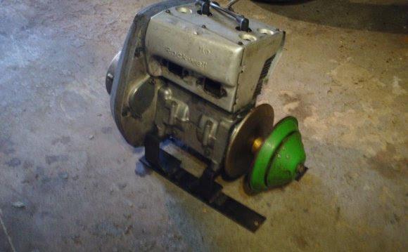 Ultralight Engine