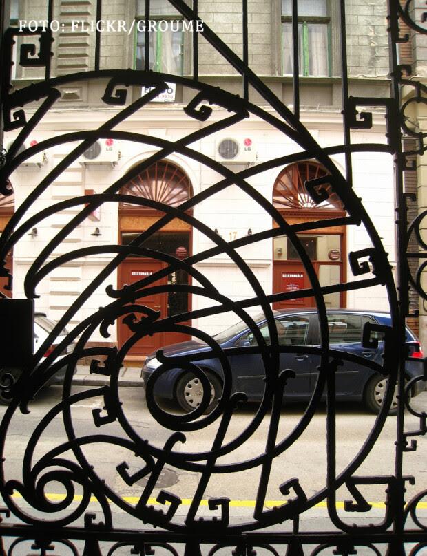 Curtile Gojdu din Budapesta