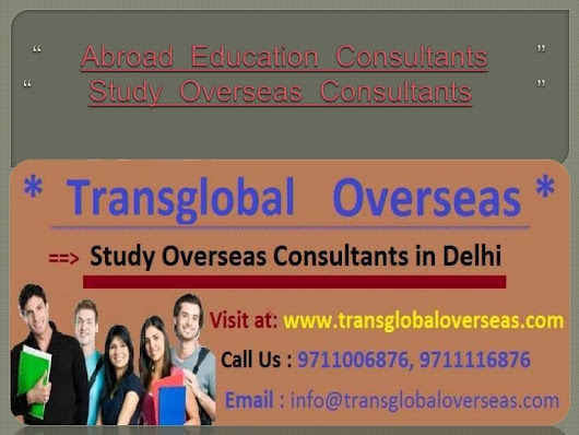 Abroad education consultants ,, study overseas consultants