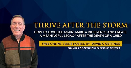 Thrive After The Storm | Free Online Event