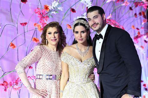 Dana Wolley and Samer Zayat's Wedding   Arabia Weddings