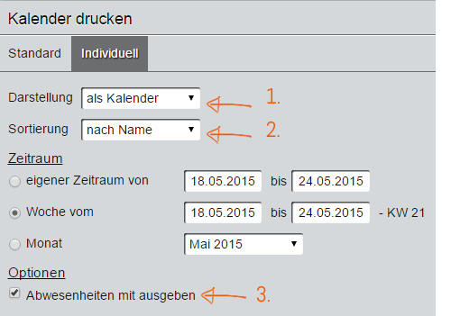 Update am 19.05.2015 - DEJORIS Online-Dienstplaner