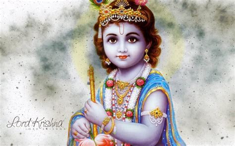 Sri Krishna Cute Wallpaper   Lord Krishna   Latest Desktop