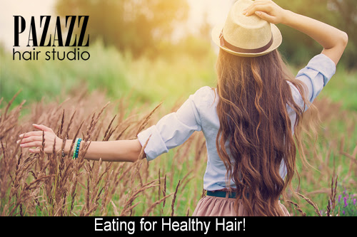 Eating for Healthy Hair!