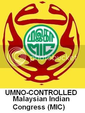 UMNO controlled MIC