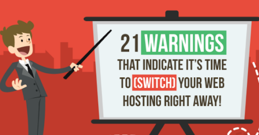 21 Signs That Indicate You Need Find a New Web Hosting Provider
