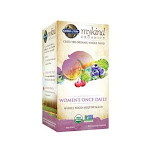 Garden of Life - myKind Organics Women's Once Daily Multivitamin - 30 Vegan Tablets