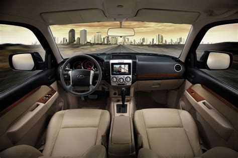ford everest review redesign interior engine