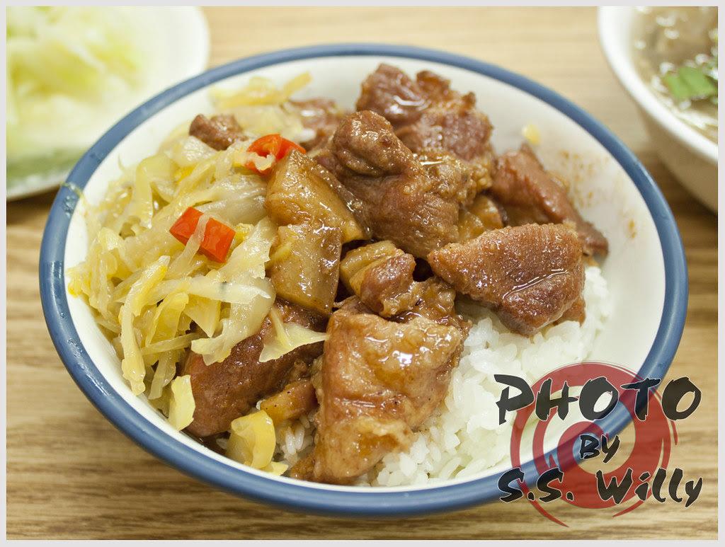 S.S. Willy's Blog: 臺中龍井 - 東海美食《向宏魯肉飯》