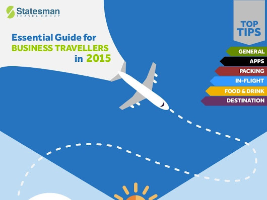 Business Travel Tips for 2015 Infographic