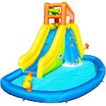 H2ogo! Mount Splashmore Kids Inflatable Water Park