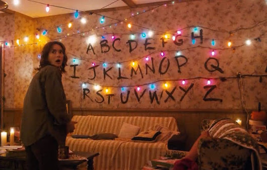 'Stranger Things' fans are buying all the LED lights from B&Q - NME