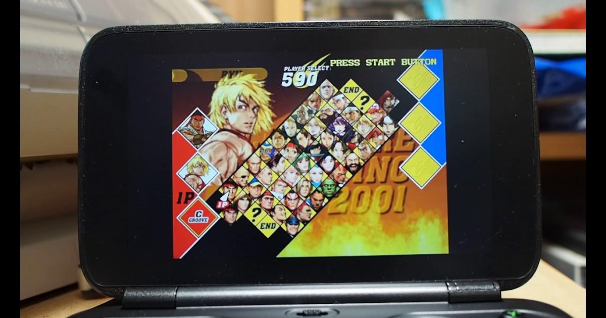 Gpd Win Dreamcast