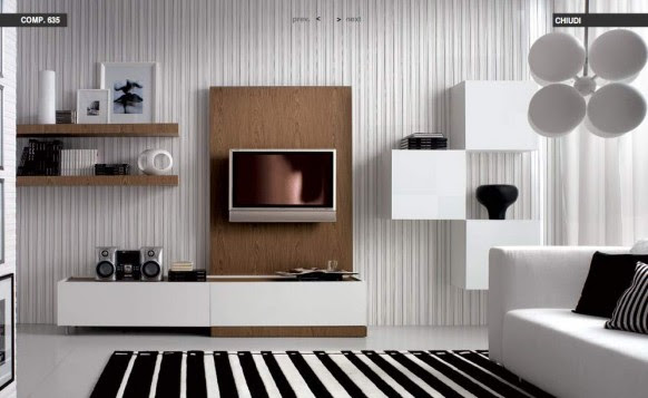Modern Living Rooms from Tumidei pic 2