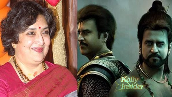 FIR filed against Rajinikanth's wife in Bengaluru