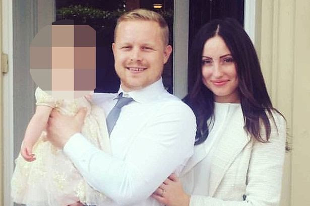 Joshua Marriner and Abi Whitmore - Joshua and his stag party were thrown off a Ryanair plane