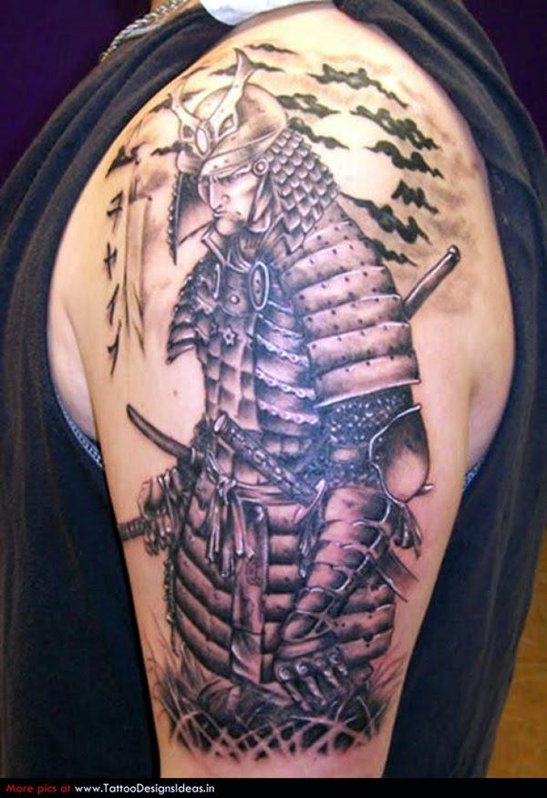 Valiant Gladiator Tattoo Designs (24)