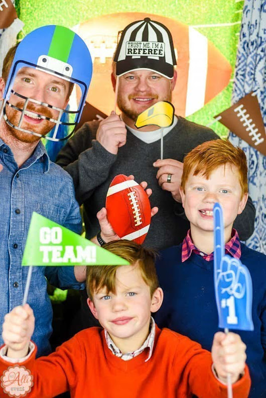 How to Host an Easy Stress-Free Football Party - An Alli Event