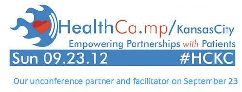 healthCamp Logo