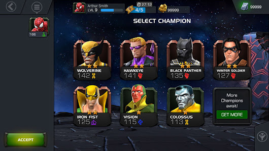 Marvel Contest of Champions Hack - Generate Gold, Battle Chips, & Units!