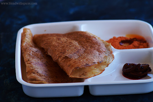 Semiya Dosa Recipe - How to Make Vermicelli Dosa Recipe with Video